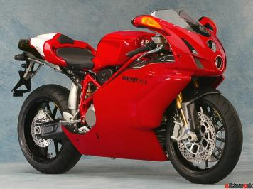 Ducati Motorcyle 