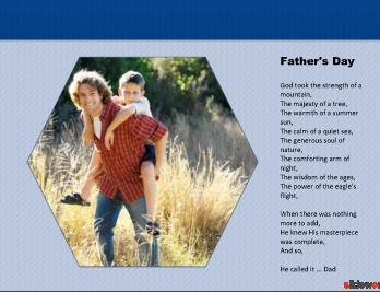 Free Fathers Day PowerPoint Templates
