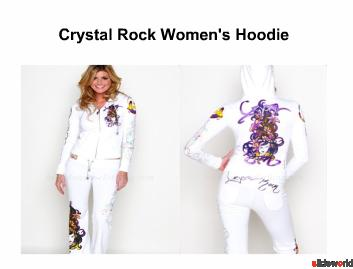 Crystal Rock Women