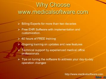 Medical Software for Health Care Practitioners