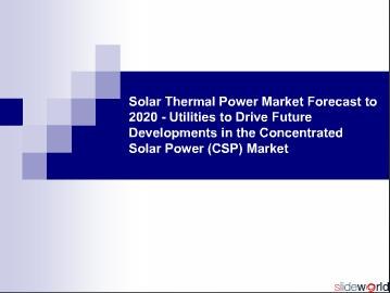 Solar Thermal Power Market Forecast to 2020
