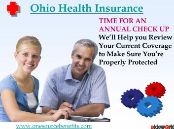 Ohio Health Insurance Agency, Health Insurance Ohio, Insurance Plans - One Source Benefits