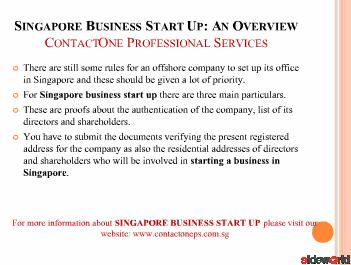 Professional Corporate Services