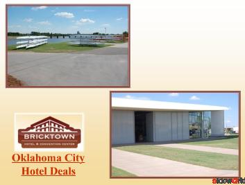 Oklahoma City Hotels - The Bricktown Hotel in Oklahoma City (OKC)