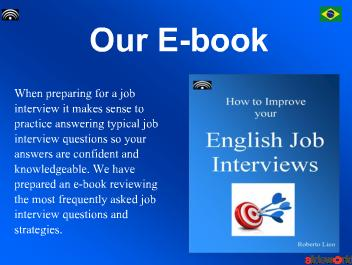 E-Book - How to Improve your English Job Interviews