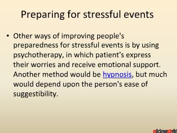 Stress Management  Classroom Management