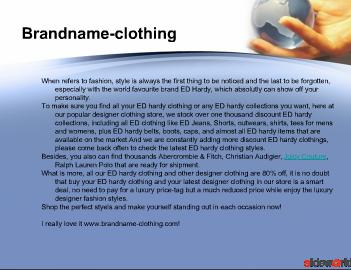 brandname-clothing.com is best choice