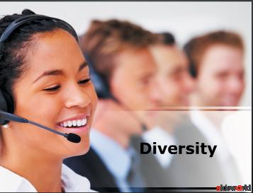 Diversity (Modern) PowerPoint Presentation Content 142 slides