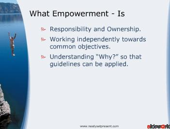 Empowerment (Modern) PowerPoint Presentation Content 141 slides