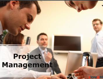 Project Management (Modern) PowerPoint Presentation Content 188 slides