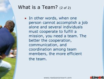Team Building (Modern) PowerPoint Presentation Content 134 slides