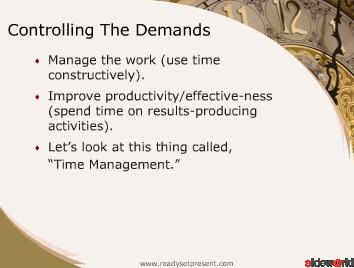 Time Management (Modern) PowerPoint Presentation Content 131 slides