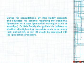 Dr. Kris Reddy Liposuction