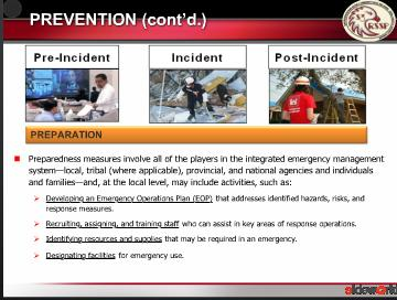 Emergency  Incident Management Fundamentals