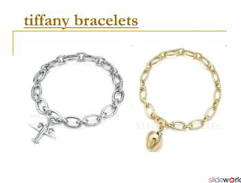 tiffany bracelets