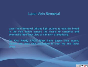 Laser Treatments - Kris M. Reddy MD FACS