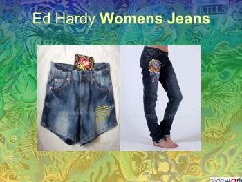 ED Hardy clothes