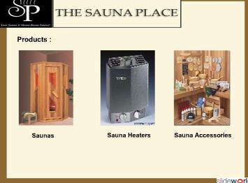 Sauna, Steam Products  Accessories - SaunaPlace.com