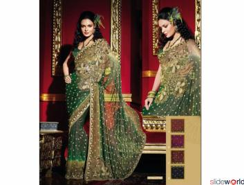 Traditional_Indian_Bridal_saree