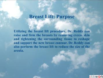 Dr Kris Reddy Reviews Breast Lift