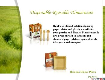 Household Goods From the House Of Runka.com