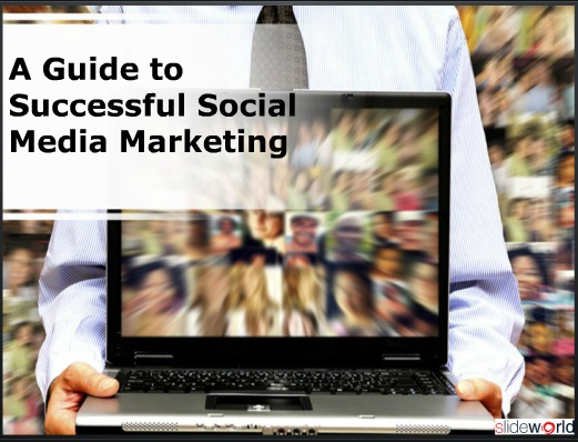 Social Media Marketing PowerPoint Content