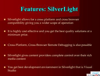 Hire Dedicated Offshore Silverlight Developers from India