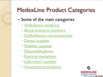 Medical supplies at a very affordable price from MedexLine