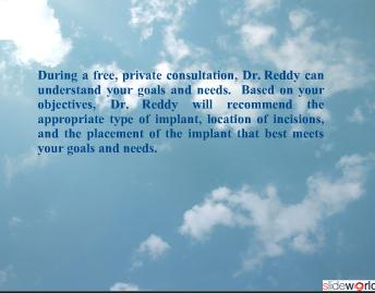 Dr Kris Reddy Reviews Breast Implant Placement
