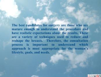 Dr. Kris Reddy Reviews Breast Reduction, FL