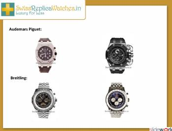 Luxury Swiss Replica Watches India - SwissReplicaWatches.in