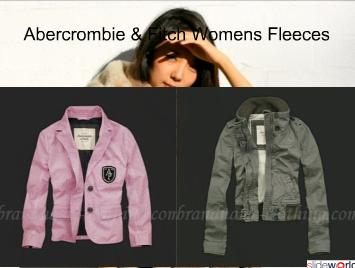 Christmas Abercrombie  Fitch Womens Fleeces