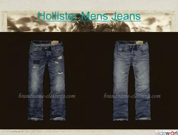 Hollister Mens Jeans for stores