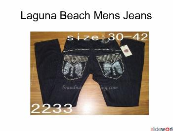 Laguna Beach Womens Jeans