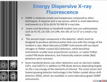 x ray fluorescence methods and applications
