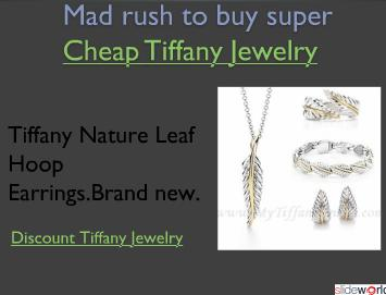 Discount Tiffany Jewelryewelry