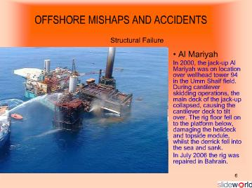 Offshore Platform Accidents