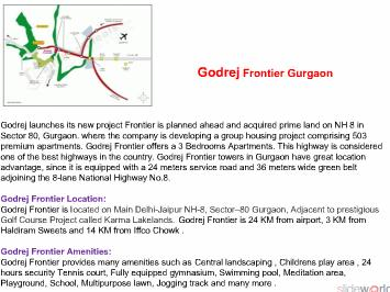 Godrej Frontier  9999998663