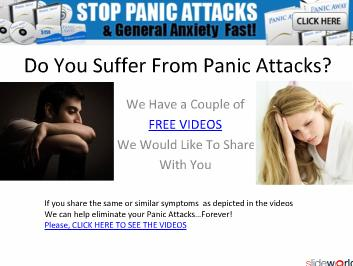 panic syndrome, panic disorder, manic depression, anxiety disorders, general anxiety disorder