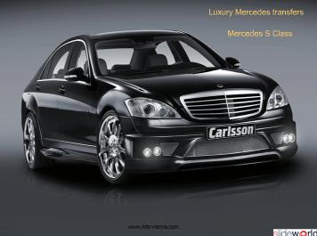 Cheap and luxury vienna airport transfer service