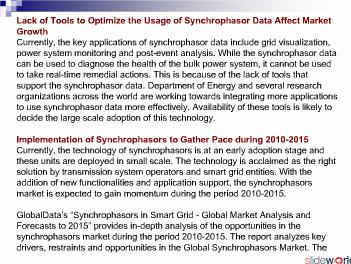 Synchrophasors in Smart Grid