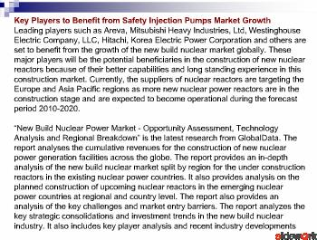 New Build Nuclear Power Market 
