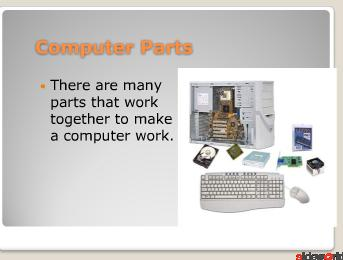 parts of computer by mahendra 2612