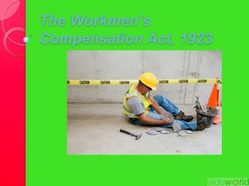 The Workmen