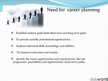 career planning