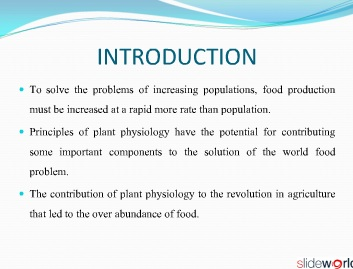Biochemical Effect of Pesticide Toxicity on Plants