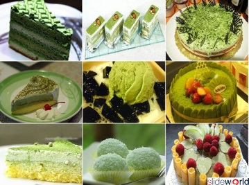 Green Tea Cake