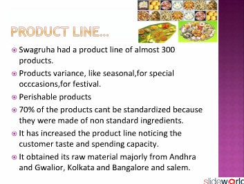 Swagruha foods