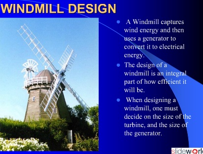 Wind Energy and Power