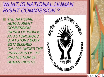 human right commision india